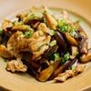 豚肉と茄子のうなぎのタレ炒めのレシピ