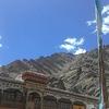 インド旅行記|レーの寺院で感じた異質な空気。