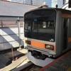 中央線を非常勤で働く列車・209系1000番台