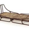 【ベッド】掃除の度に「買って良かった」と思う、軽くて持ち運びもできるラタン製ベッド