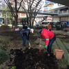 緑を守る清掃活動
