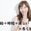 【副業】特養アルバイト1年契約更新