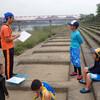 6月14日 川の学校 関市