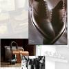 革カバン・革靴の商品写真の撮影