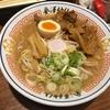 金澤濃厚豚骨ラーメン 神仙@品川の濃厚味噌「炎・炙」肉盛り麺