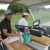 久しぶりにゴルフを楽しむ!