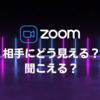 【スマホPC並べて検証】Zoomでスクショ撮ったらバレる!?相手にどう見える・聞こえるまとめ