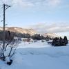 嵐の前には穏やかないいお天気☀ 寒波第二波前の静けさ