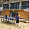 「狙うぞ!優勝✨✨」卓球 鈴鹿市 亀山市 中学生新人大会。