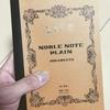 ノートに何でも記録するのではなく、記録をするのはデジタルに任せて発想のためにノートを使うのが良いかな?