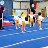 幼稚園へのお迎え・・体操教室へ