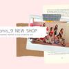 【flover向け】初のグッズショップ!fromis_9のグッズを買ってきた。