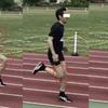 短距離走の講習を受けてきました。