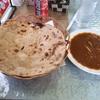 下今泉の「マルハバ デラ パキスタン レストラン」でカラヒゴーシュト&チャパティ