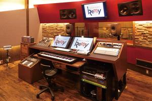 音響設備ファイル Vol.61 sound studio Remy