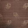 着物生地(182)枡模様織り出し手織り紬