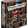 パイレーツ・オブ・カリビアン公開10周年記念ブルーレイボックスが新発売:ブルーレイ8枚組3000セット数量限定版