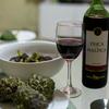 今週のお題「家飲み」ワインにはフルーツ♪