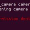 ROSでUSBカメラを表示させる