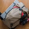 パーゴワークスBUDDY 33は日帰りハイクから軽量テント泊まで対応するアイデア満載のバックパック