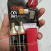 TNI(ティーエヌアイ) CO2 ボンベセット (バルブタイプ) を購入しました