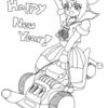 ミニ四駆作ってみた〜その314 「新年のご挨拶と訪問記【はぴすまサーキット倶楽部】」