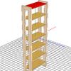 【SPFの棚】シンプルでオシャレ、汎用性の高い棚を作ろう