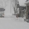 南会津地方に大雪警報