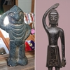 等彌神社(4)八咫烏(やたからす)の御神像・雑考
