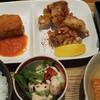 渋谷ヒカリエで輸入雑貨店オーナーとランチ!「京洋食 あかつき」さん。