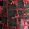 【RG  ユニコーンガンダム ガンプラ製作記 <2>】前塗装〜サイコフレームと機械部分の塗り分け