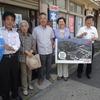 東京都議会選挙、対決構図は「自民・公明対日本共産党」、大激戦、勝利へ、東京の知人、友人へ支持を広げてください