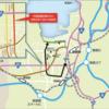福井県 都市計画道路岡山松陵線の全線供用を開始