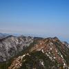 【登山】東赤石山~へい!スリル大盛をどうぞ~