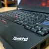 サブPCにThinkpadx220を購入、セットアップ