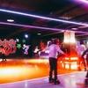 大邱(テグ)のローラースケート場