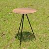 山でも使えるテーブル:Helinoxのテーブルオー ホーム