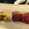 【神戸】炉釜ステーキ専門店で神戸牛をいただく