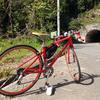 福井駅発サイクリングルートマップ一周50㎞を逆回りでリベンジ