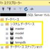 【第1回】基本から始める SQL Server【システム データベース】