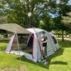 野田市スポーツ公園でテントをたててのんびりした休日を過ごしてきた(デイキャンプ)