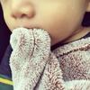 ムスコのクセはマスク代わり?鼻呼吸とインフルエンザ予防対策