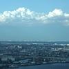 【写真複製・写真修復の専門店】横浜 ランドマークタワーからの景色