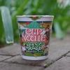 日清カップヌードル 「抹茶仕立てのシーフード味」