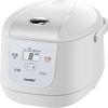 炊きあがりの音が不要な方に評判 COMFEE' 炊飯器 3.5合 一人暮らし用 MB-FD16