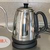 コーヒー好きのための、お手頃価格でおしゃれな電子ケトル。