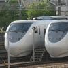 留置、折り返し車の集うJR熱田駅