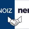 ノイズチェーン、NEMが全てのトークンを、パートナーシップ提携