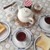 銀座に志かわ|美味しい食パンで、シンプルだけど特別な朝ごはん