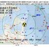 2017年09月02日  東通原子力発電所周辺の地殻変動と地震活動